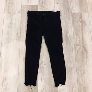 AE High-Waisted Skinny Jeans